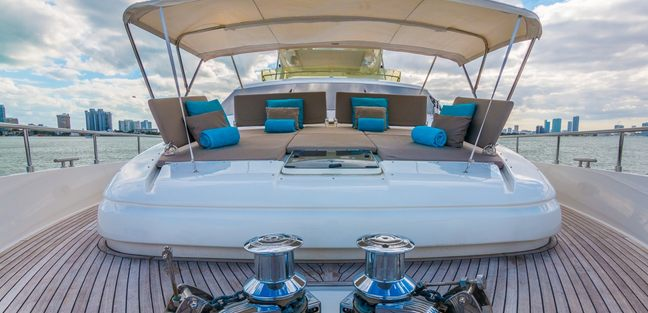 Cinque Mare Charter Yacht - 3
