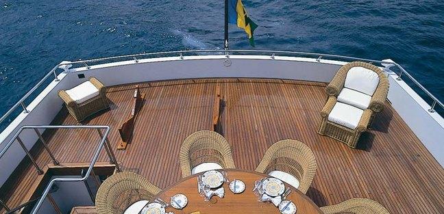 Alia 7 Charter Yacht - 3