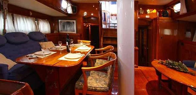 Grand Jubilee Charter Yacht - 4