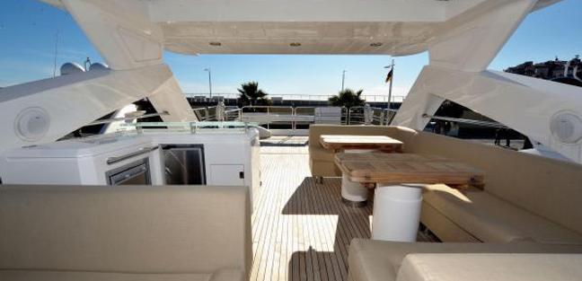 X Crystal X Charter Yacht - 4