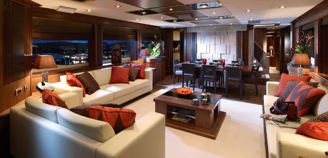 Tuppence Charter Yacht - 3