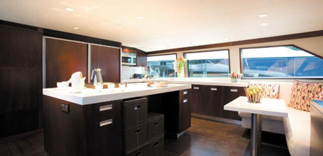 Serenity Now! Charter Yacht - 8