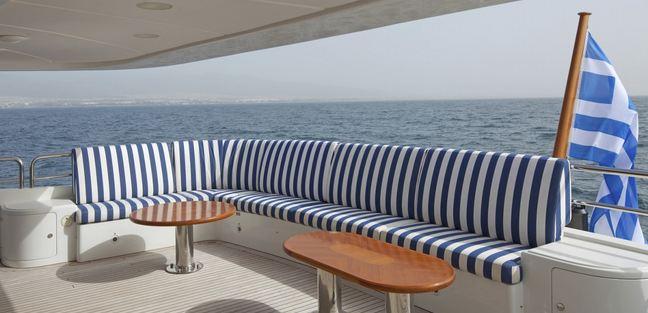 Dia's Charter Yacht - 5