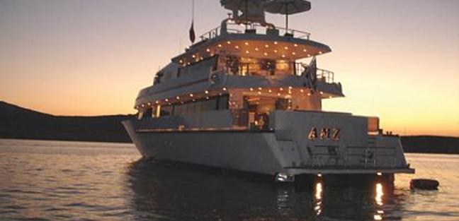 AMZ Charter Yacht - 5