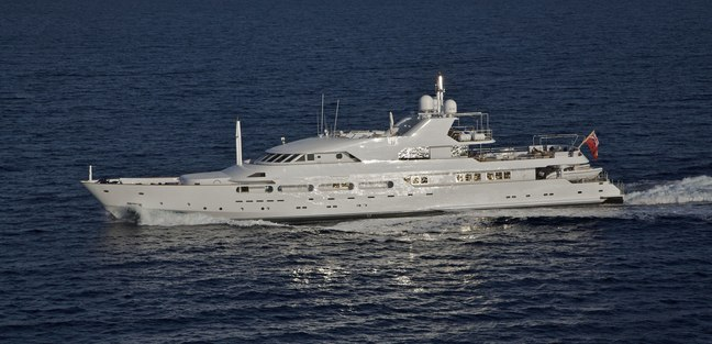 Achilles Charter Yacht