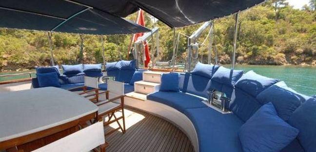 Rigel Charter Yacht - 6