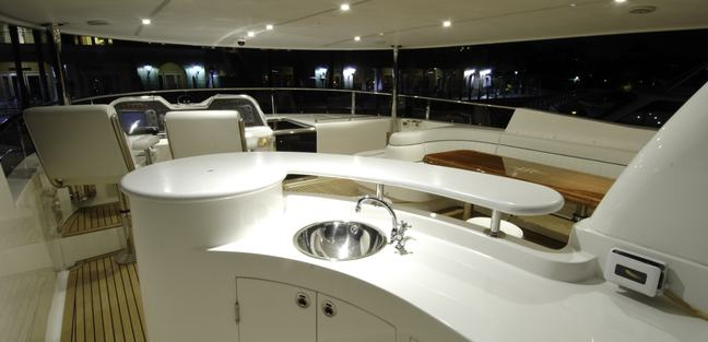 Moon River Charter Yacht - 4