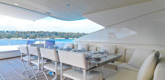 Sierra Romeo Charter Yacht - 8