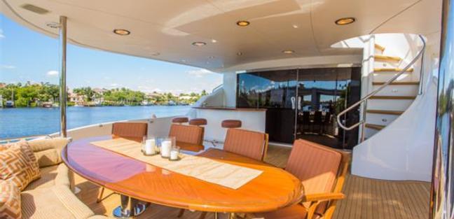 The Beeliever Charter Yacht - 7