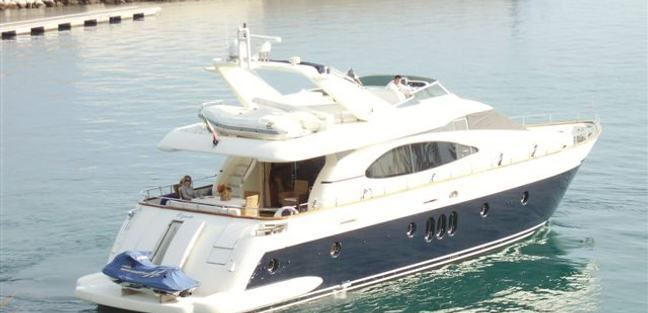 Copia 3 Charter Yacht