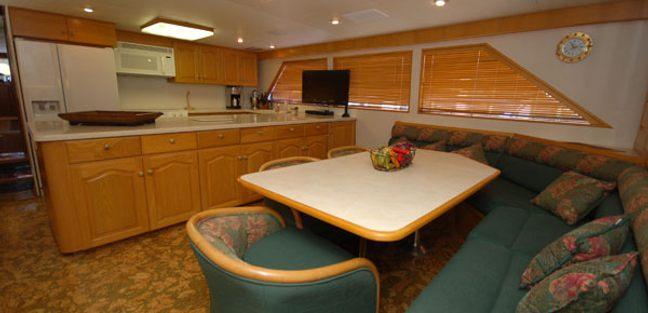 Golden Rule Charter Yacht - 4