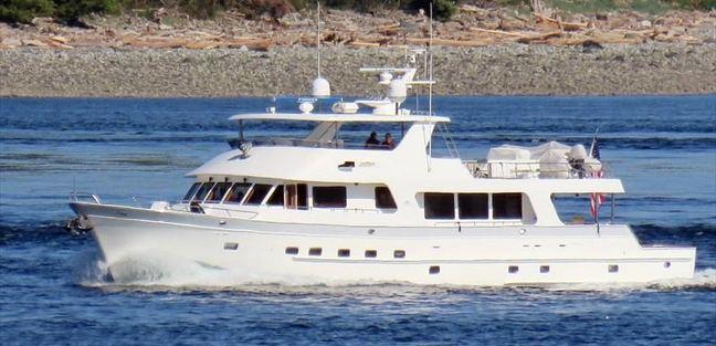 Argo Charter Yacht