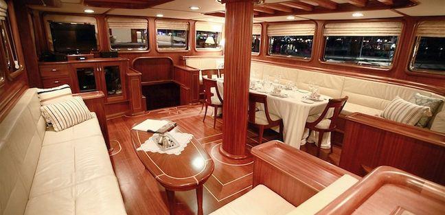 Nurten A Charter Yacht - 8
