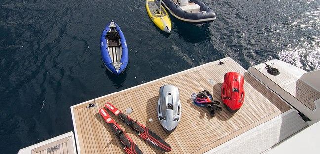 Memories Too Charter Yacht - 5