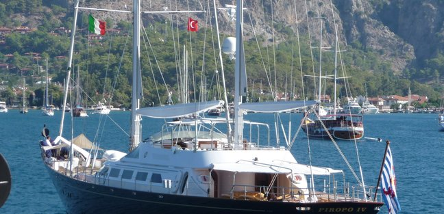 Piropo IV Charter Yacht