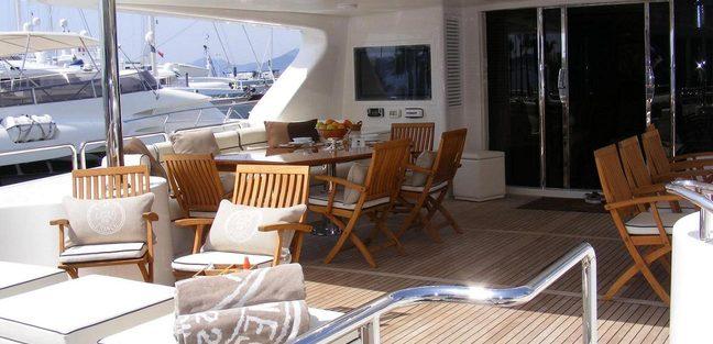 Bacchanal Charter Yacht - 2