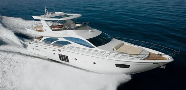 Own the Night Charter Yacht - 6