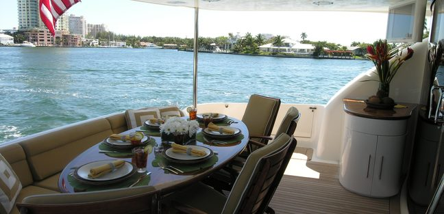 Serenity Charter Yacht - 3