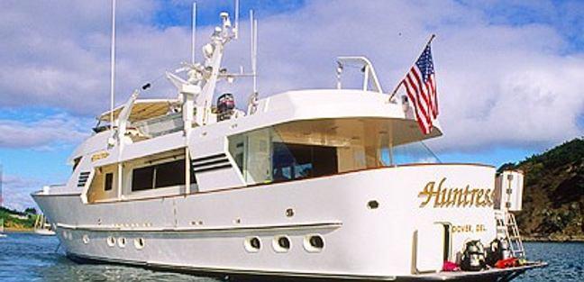 Huntress Charter Yacht - 3