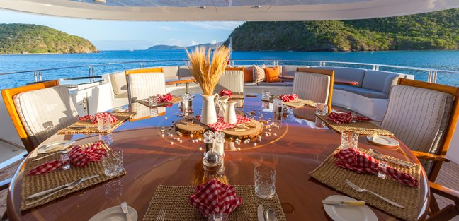 Bacchus Charter Yacht - 4