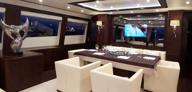 Mayama 37m Charter Yacht - 4