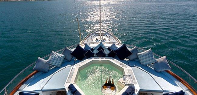 Ligaya Charter Yacht - 2
