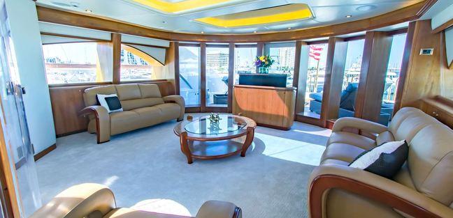 Cabernet Charter Yacht - 7