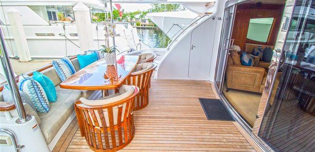 Jeannietini Charter Yacht - 4