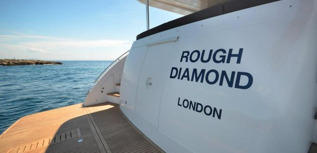 Rough Diamond Charter Yacht - 5