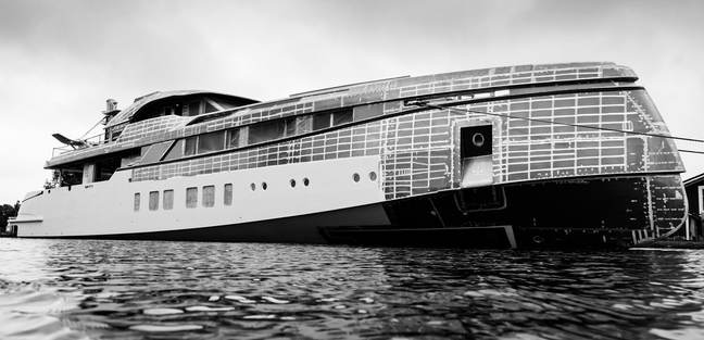Feadship 706 Charter Yacht