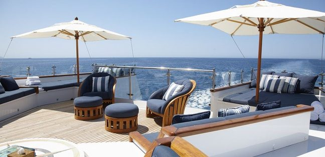 Falcon Lair Charter Yacht - 6