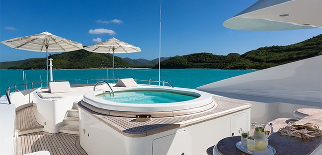 Lady Michelle Charter Yacht - 3