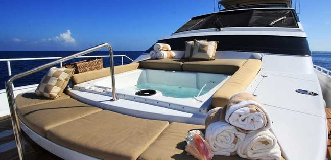 Illusions Charter Yacht - 2