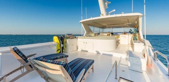 High Rise Charter Yacht - 4