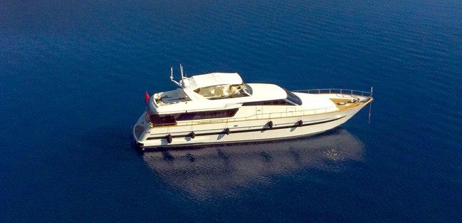 Barbarossa Moratti Charter Yacht - 6