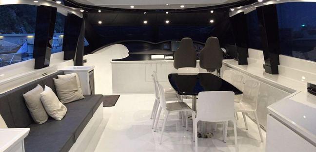 Forza 8 Charter Yacht - 5