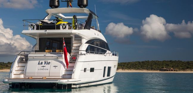 La Vie Charter Yacht - 5
