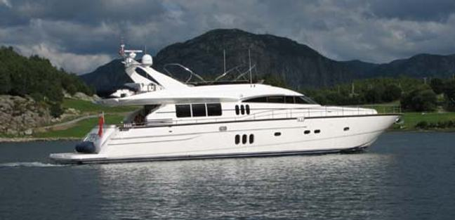 Anne Viking Charter Yacht - 3