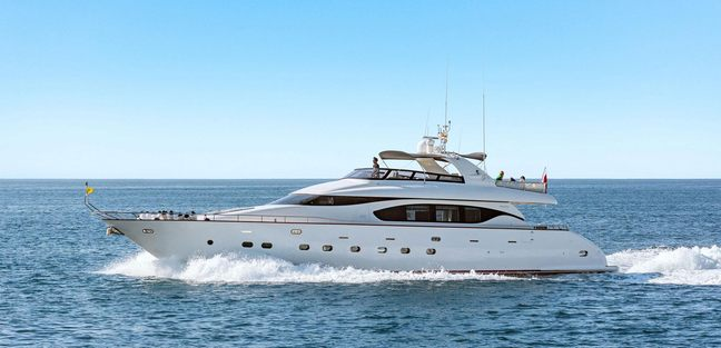 Cento by Excalibur Charter Yacht