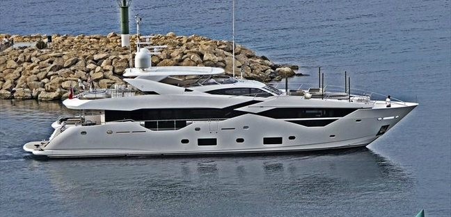 Spectre Charter Yacht