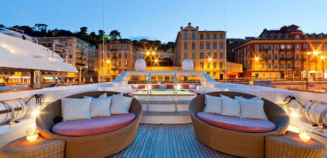 Sophie Blue Charter Yacht - 5