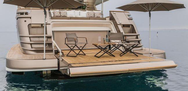 Yvonne Charter Yacht - 5