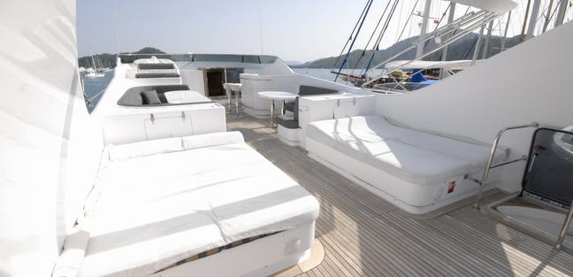 Amadeus Charter Yacht - 8