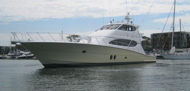 Ace of Diamonds Charter Yacht - 4