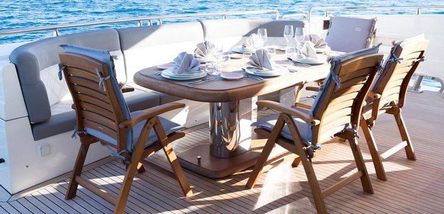 Albator 2 Charter Yacht - 8