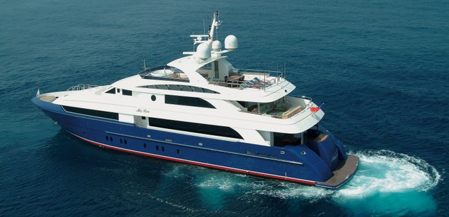 Lady Leila Charter Yacht