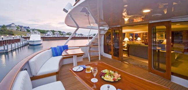 Trilogy Charter Yacht - 3