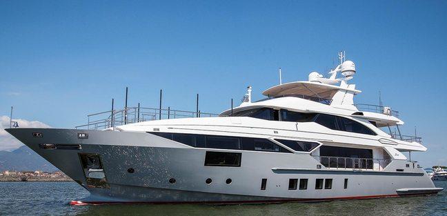 Lejos 3 Charter Yacht - 2
