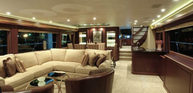Seas the Moment Charter Yacht - 3