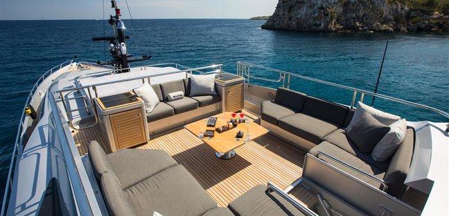Hush Charter Yacht - 3